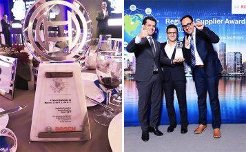 Bosch Supplier-Award