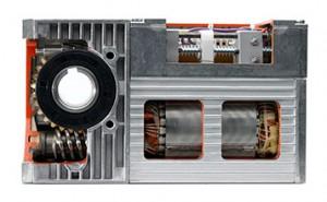 Aufsteckgetriebemotor