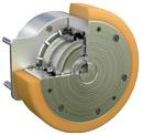 wheel hub drive small